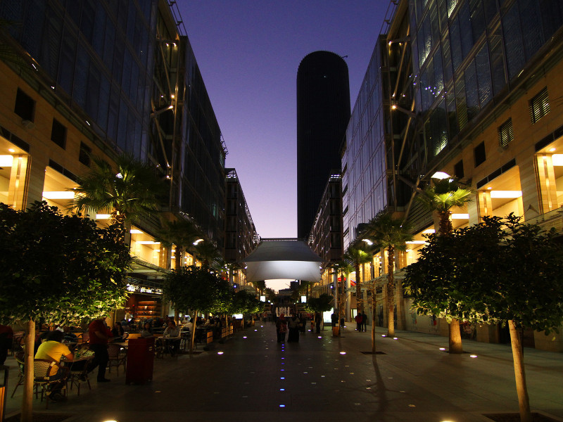 Boulevard, Amman, Jordan