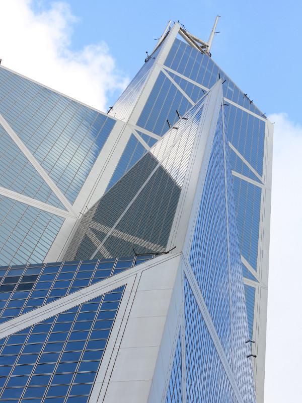Bank of China, Central, Hong Kong