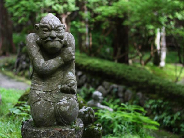 Choanji Temple, Hakone, Japan