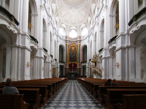 Cathedral of the Holy Trinity, Dresden, Germany