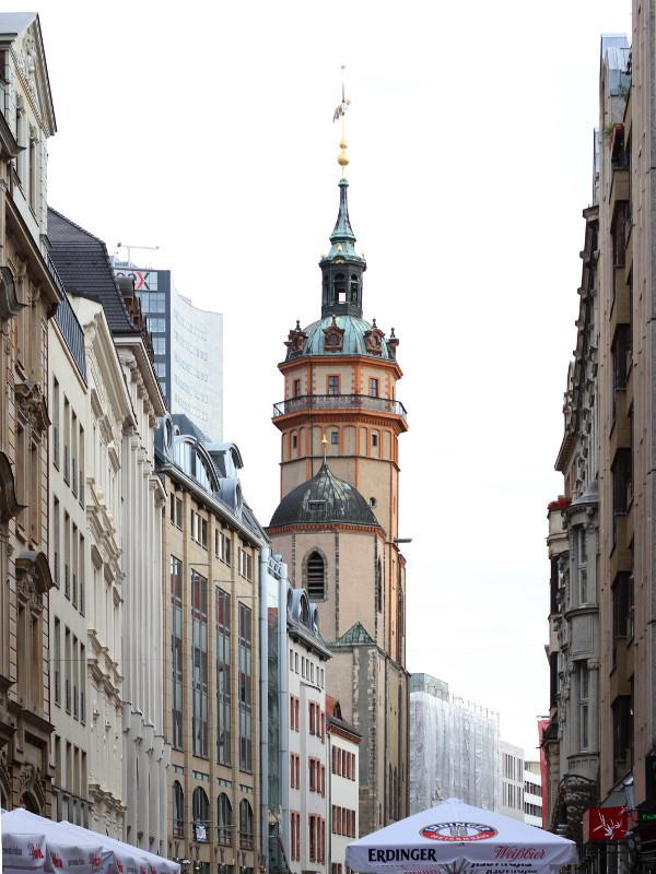Nikolaikirche, Leipzig, Germany