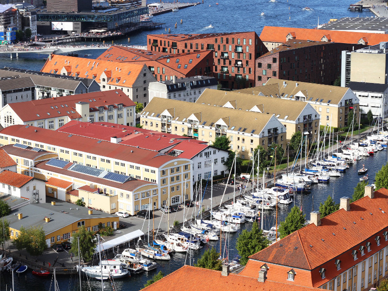 Christianhavn, Copenhagen, Denmark