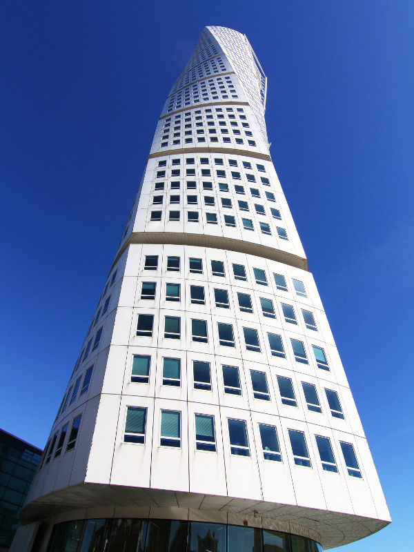 Turning Torso, Malmo, Sweden