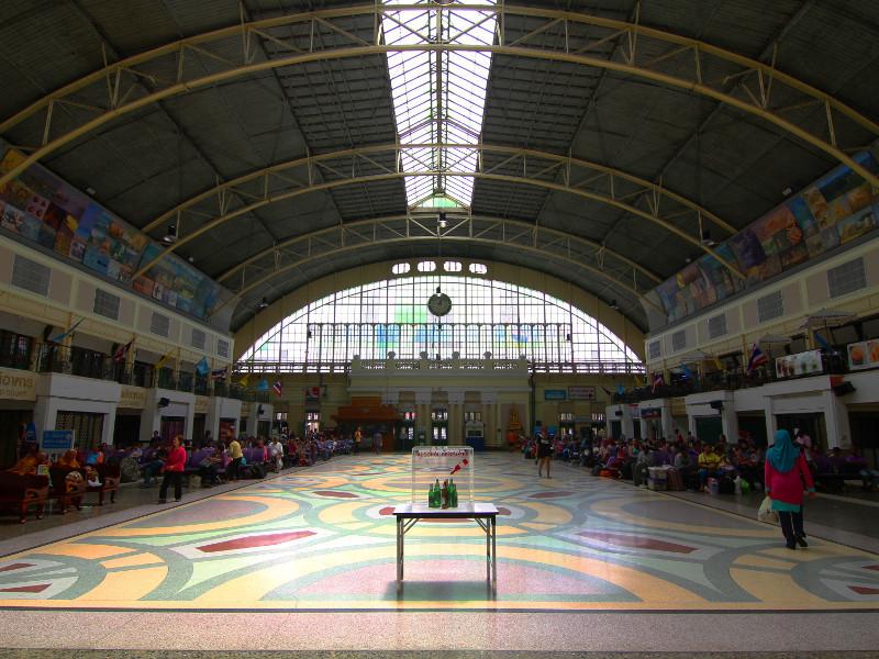 Bangkok Railway Station, Bangkok, Thailand