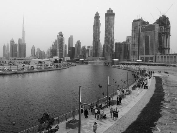 Dubai Water Canal, Dubai