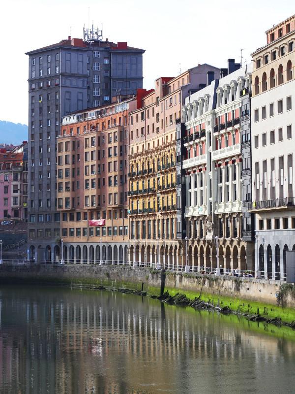 Abando, Bilbao, Spain