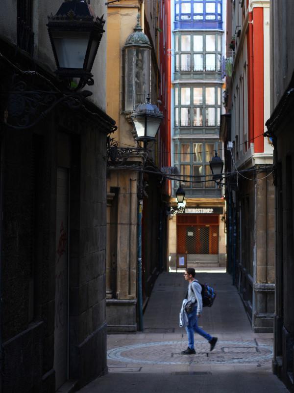 Casco Viejo, Bilbao, Spain