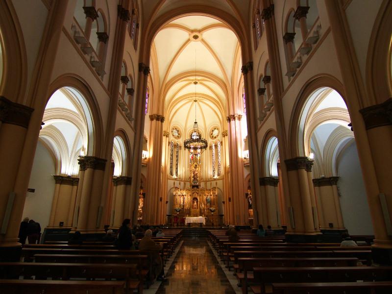 Iglesia de San José, Bilbao, Spain