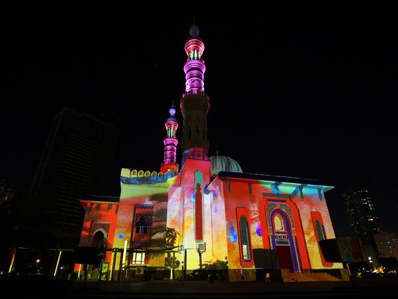Al Taqwa Mosque, Sharjah