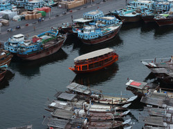 Dhow Wharfage, Deira, Dubai