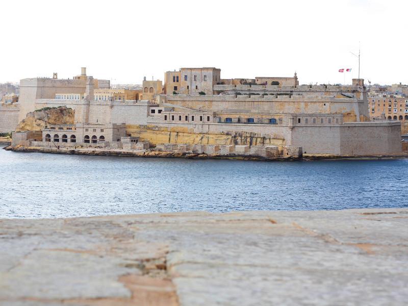 Fort Saint Angelo, Birgu, Malta