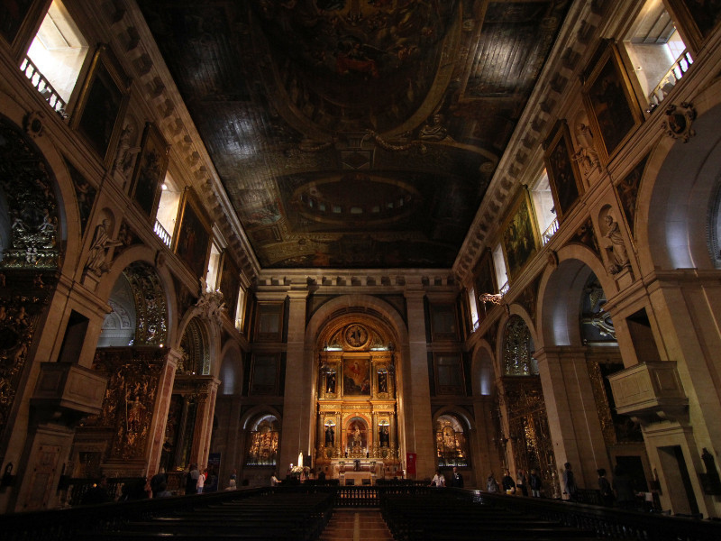 Church of Saint Roch, Lisbon, Portugal