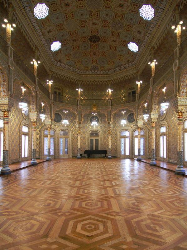 Palacio da Bolsa, Porto, Portugal