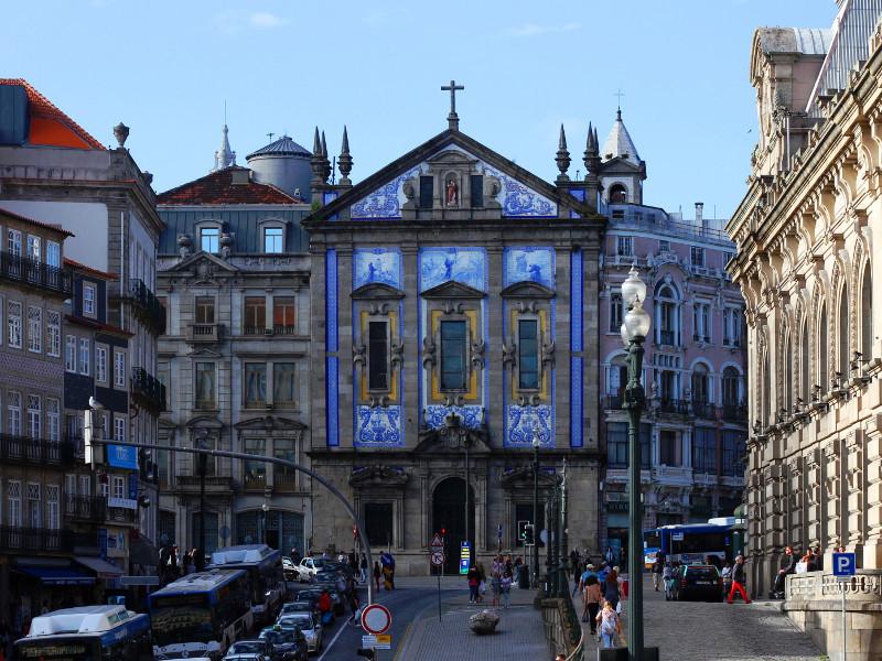 St. Anthony's Church, Porto, Portugal