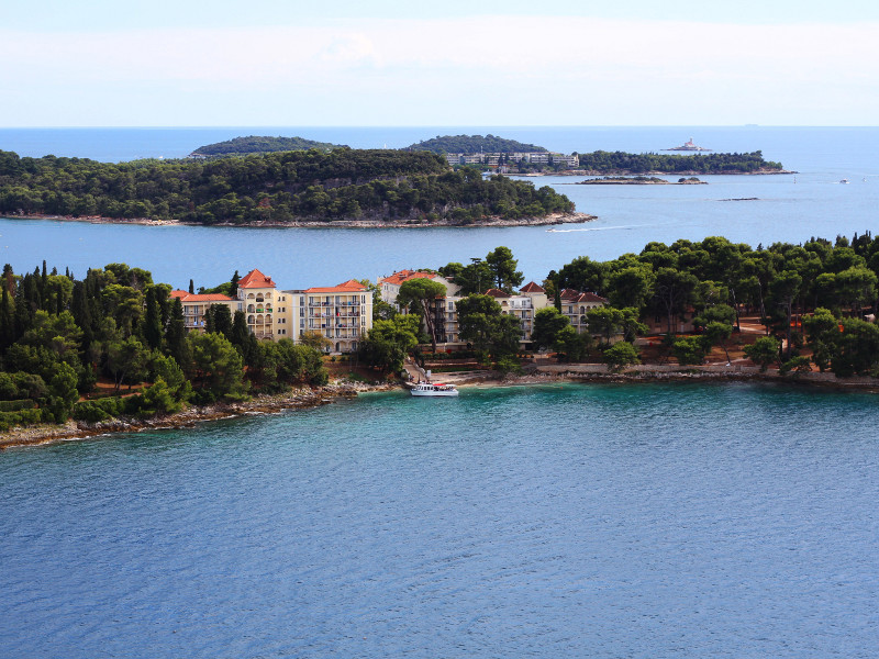 Katarina Island, Croatia