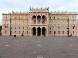 Palazzo del Governo, Trieste, Italy