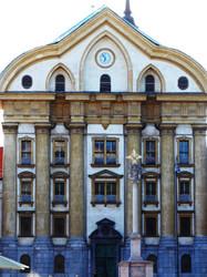 Ursuline Church, Ljubljana, Slovenia