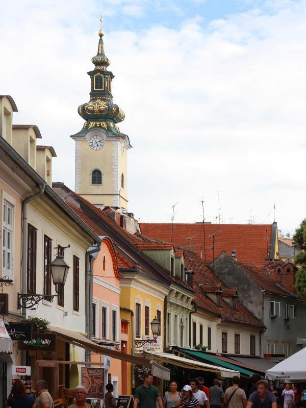 Tkalciceva, Zagreb, Croatia