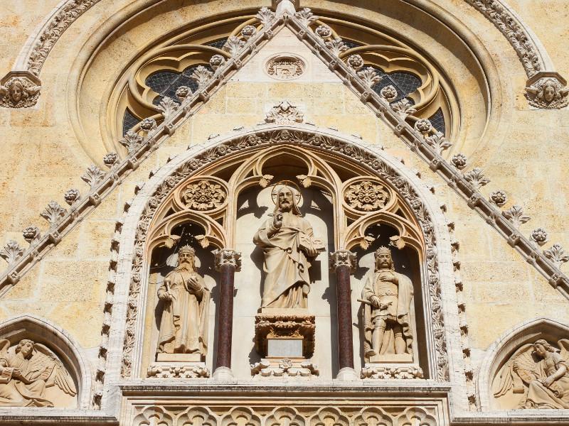 Zagreb Cathedral, Zagreb, Croatia