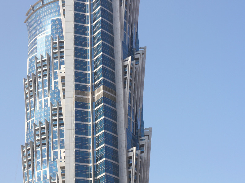 JW Marriott Marquis, Business Bay, Dubai