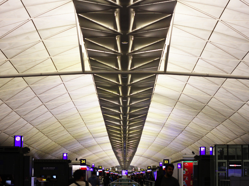 Hong Kong International Airport, Hong Kong