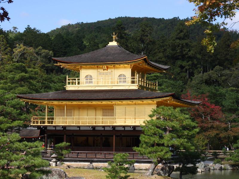 Kinkakuji Temple, Kyoto, Japan