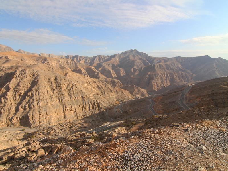 Jebel Jais, Ras Al Khaimah