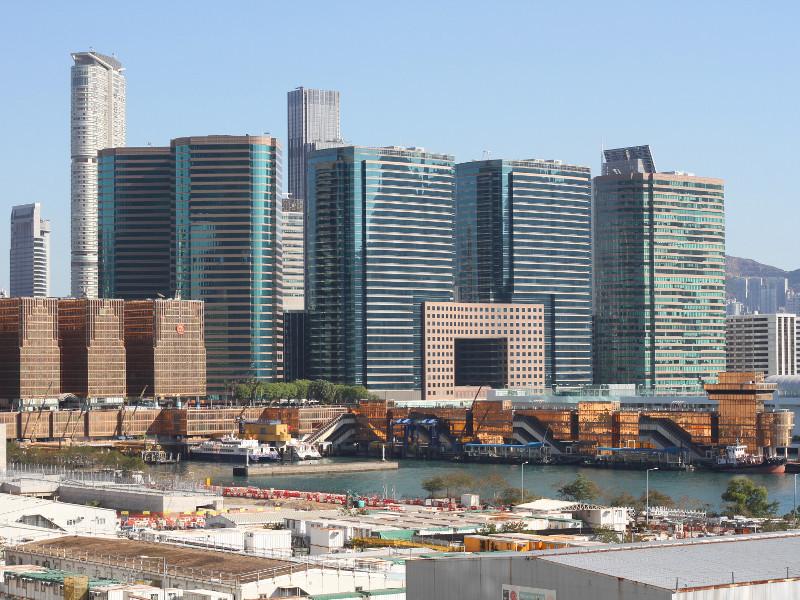 Harbour City, Tsim Sha Tsui, Hong Kong