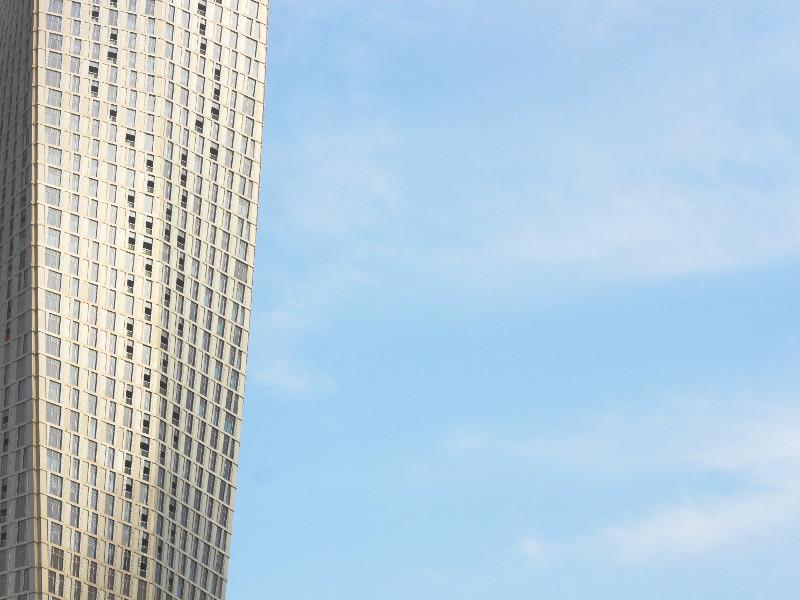 Cayan Tower, Marina, Dubai