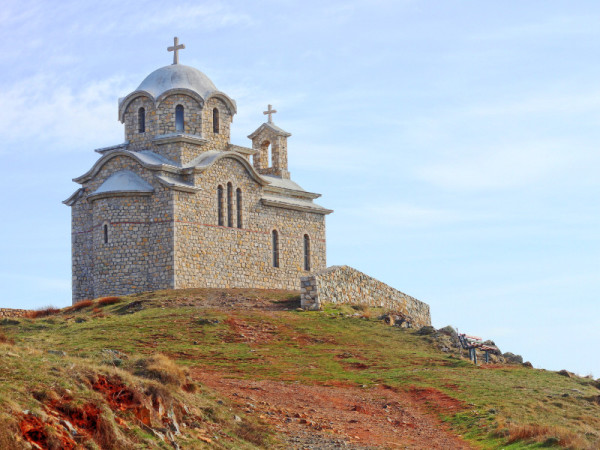 Church of St. Ilia, Korce, Albania