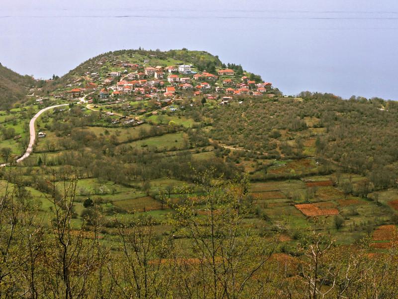 Trpejca, Macedonia