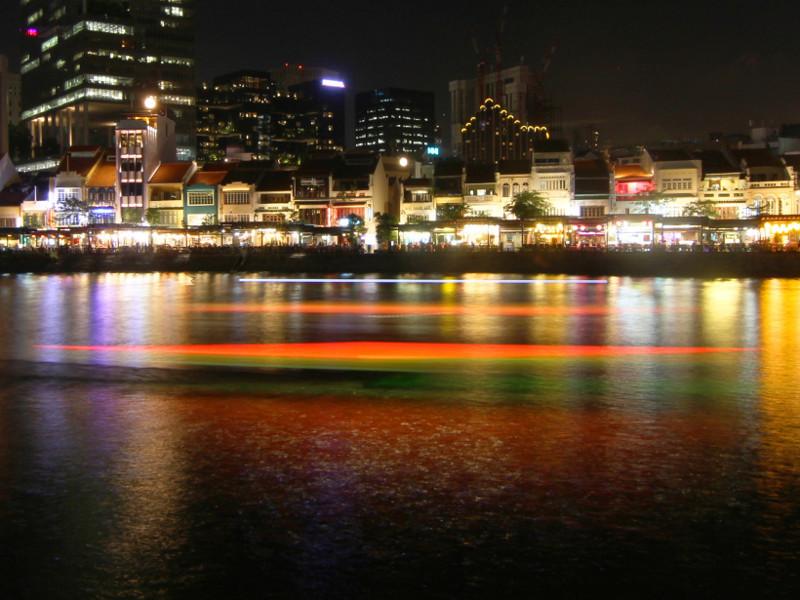 Singapore River, Singapore