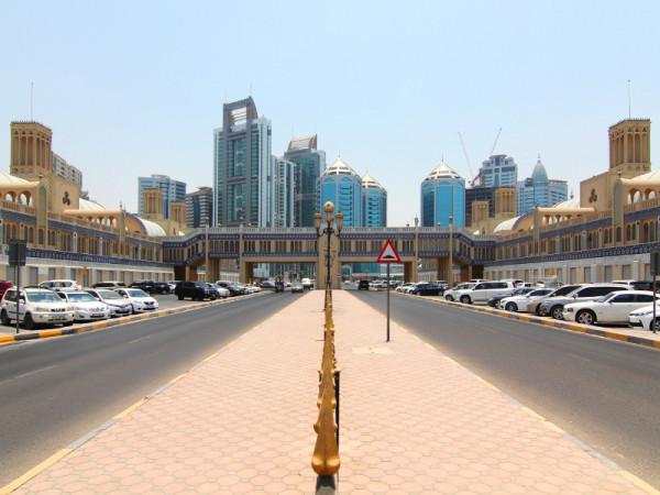Blue Souq, Sharjah