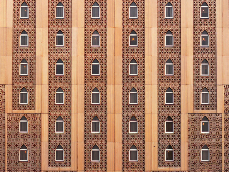Arabian Courtyard, Bur Dubai, Dubai