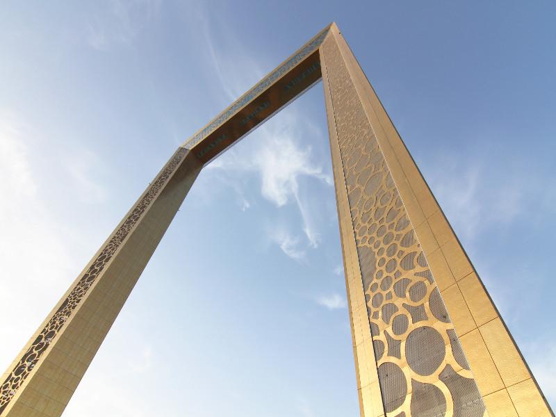 Dubai Frame, Dubai