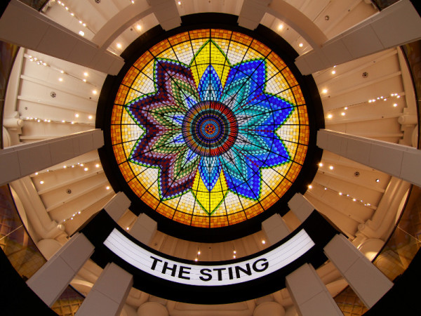 The Sting, The Hague, Netherlands