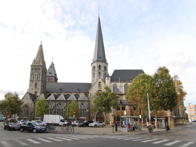 St James' Church, Ghent, Belgium