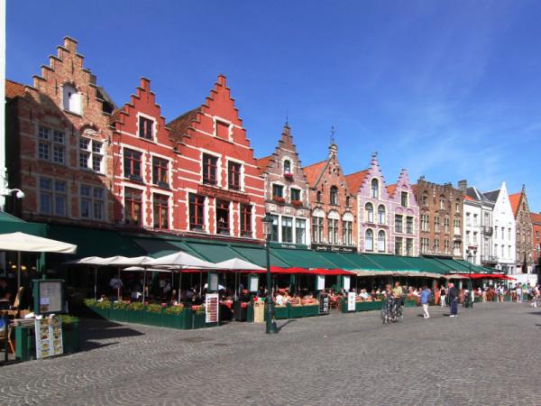 Markt, Bruges, Belgium