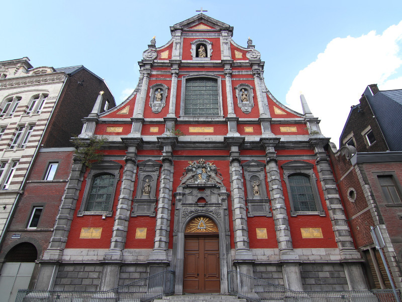 Our Lady of Immaculate Conception, Liege, Belgium
