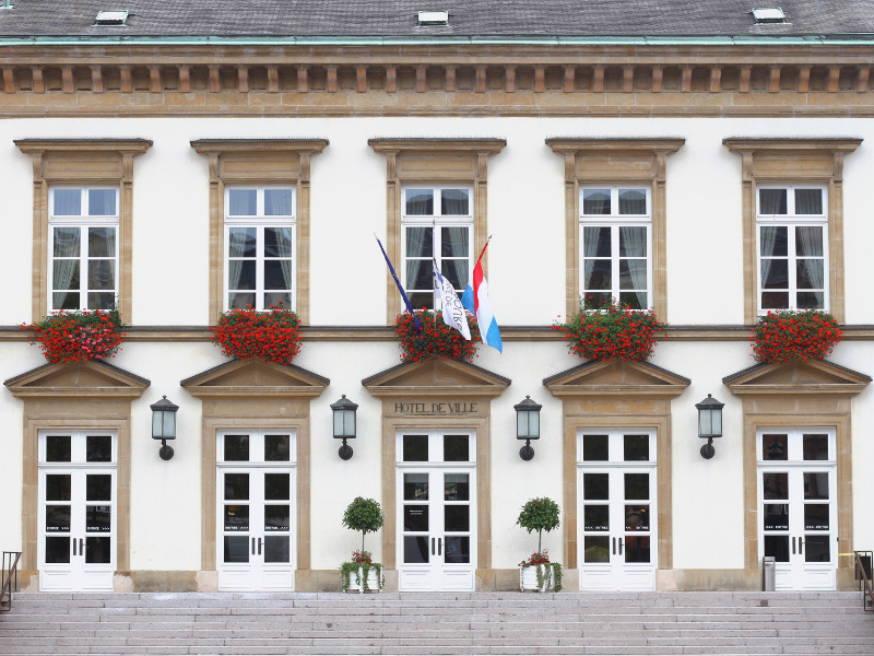 City Hall, Luxembourg City, Luxembourg