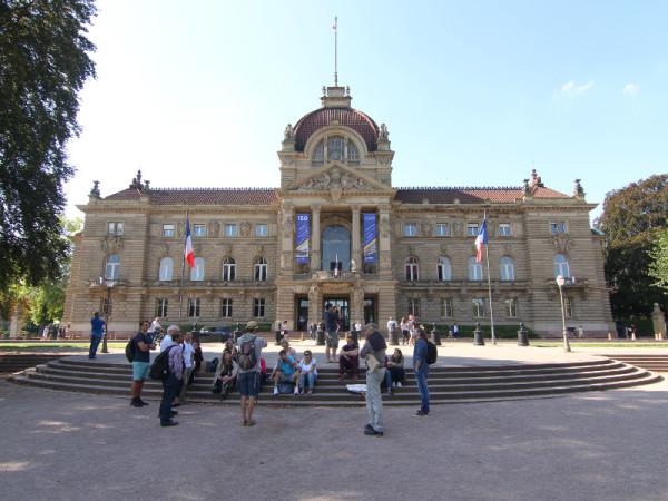 Palais du Rhin, Strasbourg, France