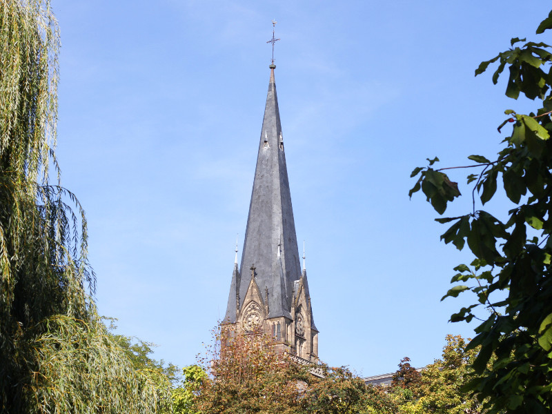 St. Maurice's Church, Strasbourg, France