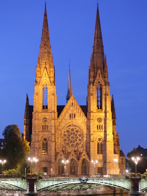 St. Paul's Church, Strasbourg, France