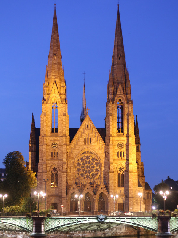 St. Paul's Church, Strasbourg, France