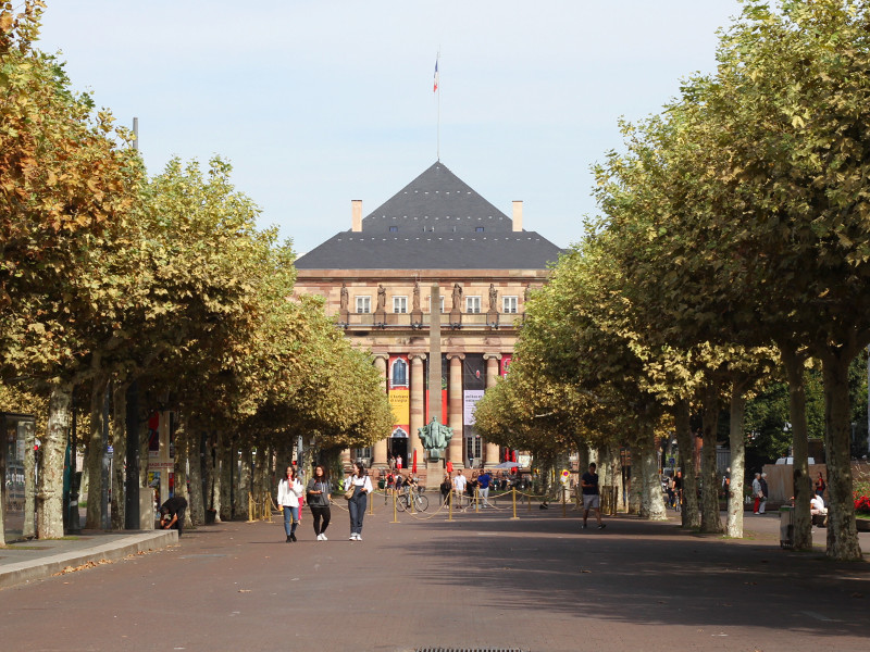 Opera National du Rhin, Strasbourg, France