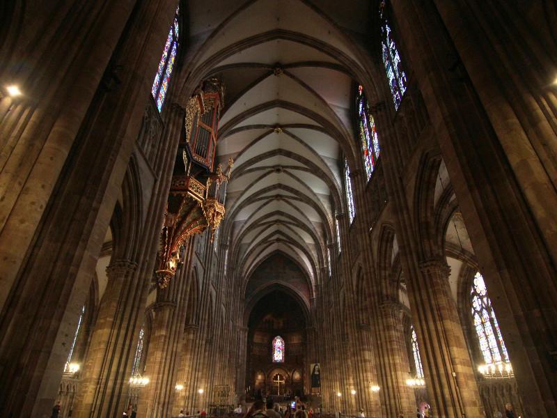 Cathedral, Strasbourg, France