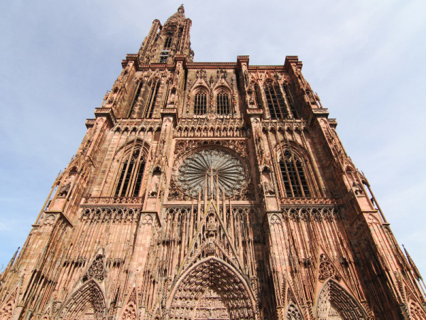 Cathedral, Strasbourg, France