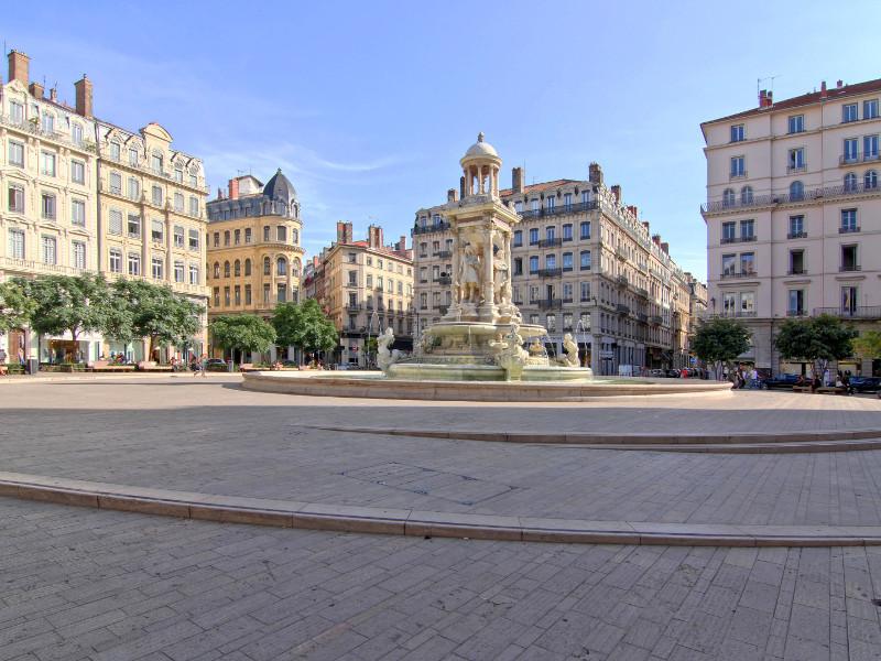 Place des Jacobins, Lyon, France