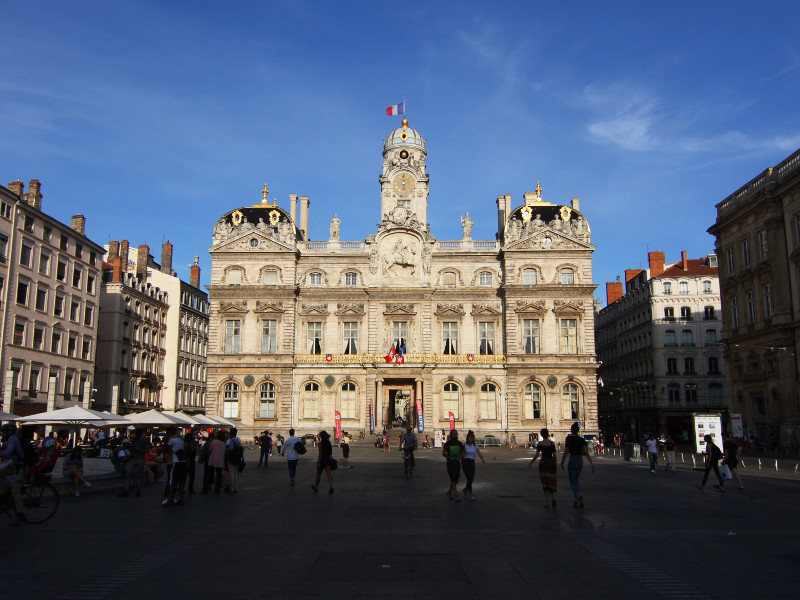 City Hall, Lyon, France