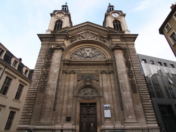 Chapelle de l'Hotel-Dieu, Lyon, France